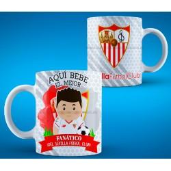 Taza Sevilla Futbol Club chico