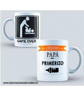 """Taza """"Papá Primerizo"""""""