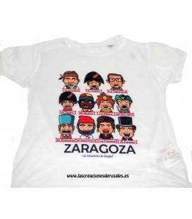 Camiseta Cabezudos 0-2