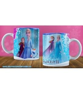 Taza Frozen II mod. 1