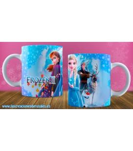 Taza Frozen II mod. 2