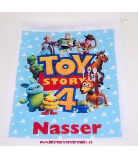 Bolsita Almuerzo Toy Story