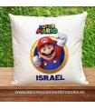 Cojín Super Mario Personalizado